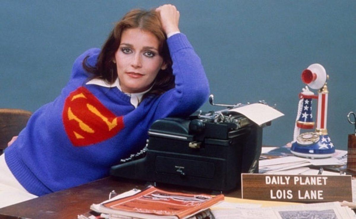 Margot Kidder- Lois Lane